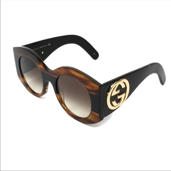 Gucci Havana sunglasses